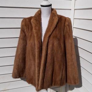 Jackets & Blazers - Dawn Mink Fur Coat
